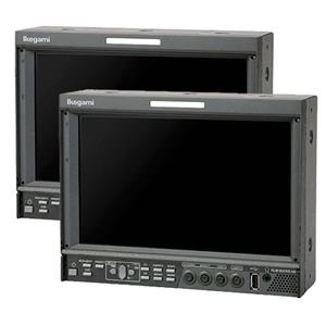 "Ikegami 9"" Multi-Format LCD Color Monitor"