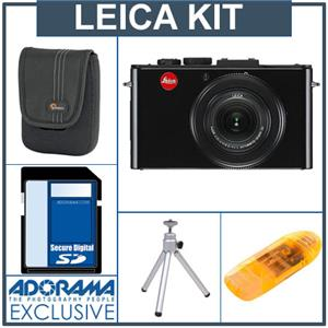 Leica D-LUX 6 Digital Camera 18461 Z