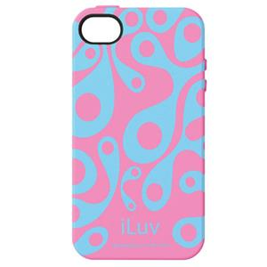 iLuv Aurora Glow-in-the-Dark Case ICC765PNK