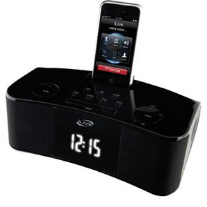iLive ICP310B Clock Radio ICP310B