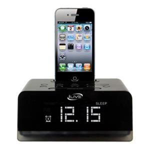 iLive ICP311B Clock Radio ICP311B