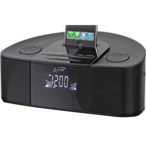 iLive ICP689B Intelli Set Clock Radio ICP689B