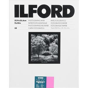 Ilford IV RC Deluxe Resin B/W Paper 11x14in, 50, Glossy: Picture 1 regular