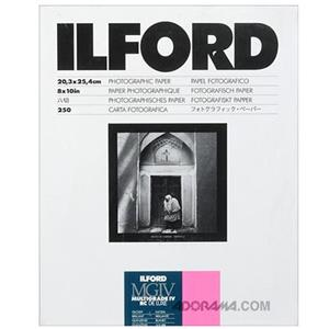 Ilford Multigrade IV RC Deluxe Resin Coated VC Variable Contrast Black & White Enlarging Paper 1770395