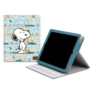 iLuv Peanuts Portfolio Case for iPad 2/3, Snoopy - Blue: Picture 1 regular