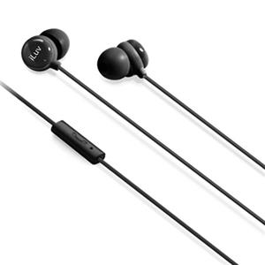iLuv Sweet Cotton Mini High-Fidelity Stereo Earphones IEP376BLK