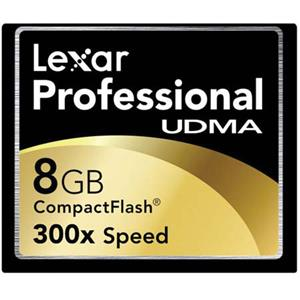 Lexar 8GB Professional 300x UDMA Compact Flash ...: Picture 1 regular