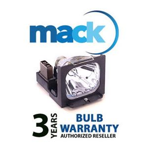 Mack 3 Year Bulb Service Contract, for DLP, LCD, and Video Multimedia Projectors: Picture 1 regular