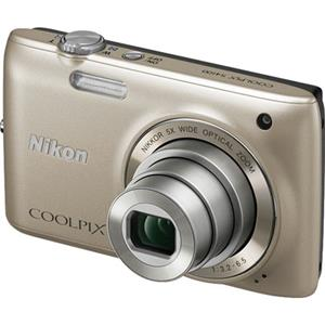 Nikon Coolpix S4100 Digital Camera 26258