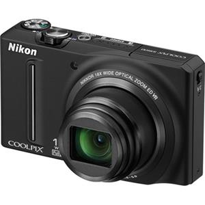 Nikon Coolpix S9100 Digital Camera with 12.1 Me...: Picture 1 regular