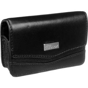Nikon Black Leather Horizontal Case 13013