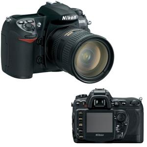 Nikon D200 Digital 10.2mp SLR Camera Outfit wit...: Picture 1 regular