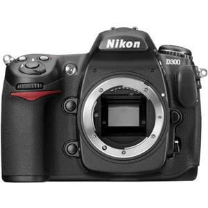 Nikon D300 12.3 Megapixels Digital Slr Camera B...: Picture 1 regular