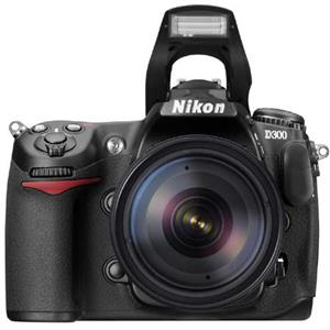 Nikon D300 DX Digital D-SLR Camera Outfit with ...: Picture 1 regular