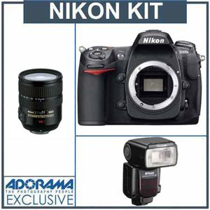 Nikon D300S SLR Digital Camera with 24-120mm f/...: Picture 1 regular