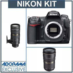 Nikon D300S SLR Digital Camera with Nikon 24-70...: Picture 1 regular