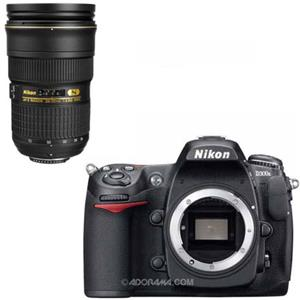 Nikon D300S 12.3 Megapixel SLR Digital Camera Body 25464 E