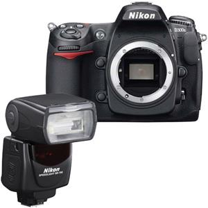 Nikon D300S 12.3 Megapixel SLR Digital Camera Body 25464 F7