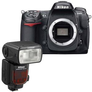 Nikon D300S 12.3 Megapixel SLR Digital Camera Body 25464 F9