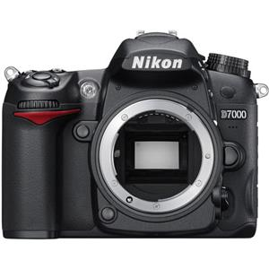 Nikon D7000 Digital SLR Camera Body 25468B