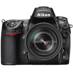 Nikon D700 Digital SLR Camera Body, with Nikon ...: Picture 1 regular