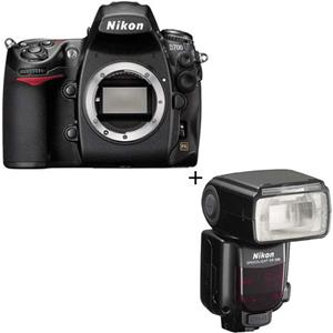 Nikon D700 Digital SLR Camera, with Nikon SB-90...: Picture 1 regular