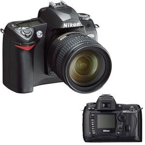 Nikon D70s Digital SLR Camera with 18-70mm f/3....: Picture 1 regular