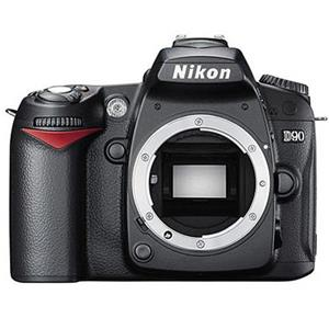 Nikon D90 12.3 Megapixel Digital SLR Camera Bod...: Picture 1 regular