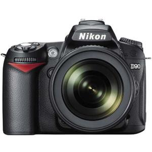 Nikon D90 12.3 Megapixel Digital SLR Camera wit...: Picture 1 regular