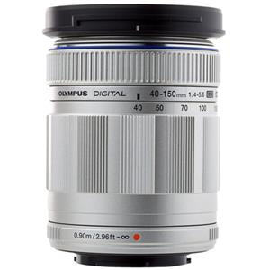 Olympus M. Zuiko 40-150mm F/4-5.6 - Silver f/Micro: Picture 1 regular