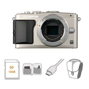 Olympus E-PL5 Mirrorless Digital Camera Body
