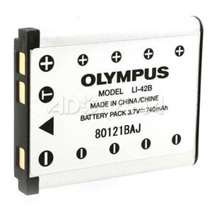 Olympus LI-42B Rechargeable Lithium Ion Battery 202034