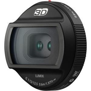 Panasonic 3D Lumix G 12.5mm F12 Micro 4/3 Lens: Picture 1 regular
