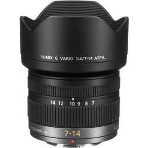 Panasonic 7-14mm f/4 Wide Angle Zoom Lens H-FS007014