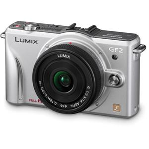 Panasonic Lumix DMC-GF2 Digital Camera with Pan...: Picture 1 regular
