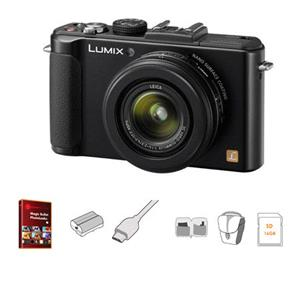 Panasonic Lumix DMC-LX7 Digital Camera DMC-LX7K Z1