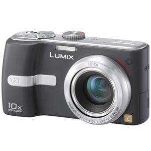 Panasonic DMC-TZ1K Lumix Slim Point & Shoot...: Picture 1 regular