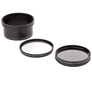 Raynox PLP-300 Filter Kit For Olympus C-5050/4040 Zoom: Picture 1 regular