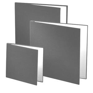 Stone Editions 12x12in Album Pages Cover Set, Gray: Picture 1 regular