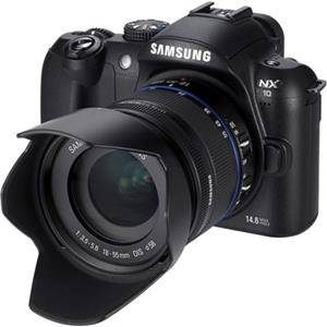 Samsung NX10 AF DSLR Digital Camera with 18-55m...: Picture 1 regular