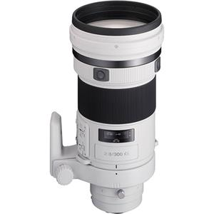 Sony 300mm f/2.8 G-Series a (Alpha) Mount Digital SLR Super Telephoto Lens SAL300F28G