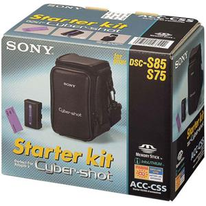 Sony ACC-CSS Accessory Kit, Sony Cyber-Shot Cameras: Picture 1 regular