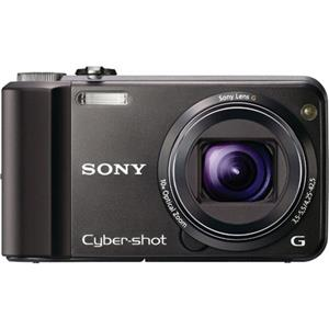 Sony Dsc-h70 16.1mp Dig Camera 10x Blk: Picture 1 regular