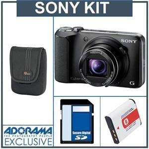 Sony Cyber-shot DSC-HX10V Digital Camera DSC-HX10V/B  3
