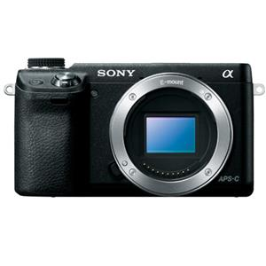 Sony Alpha NEX-6 Compact 16.1MP Interchangeable Lens Digital Camera NEX-6/B