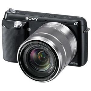 Sony Alpha NEX-F3 Digital Camera NEX-F3K/B