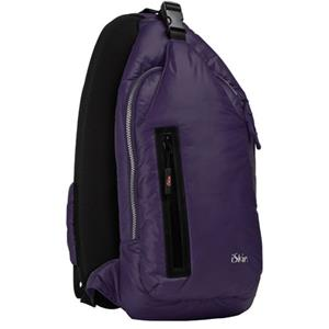 iSkin Ultra-Light Contour Sling Style Shoulder Pack, Purple: Picture 1 regular