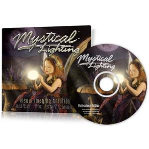 Auto FX Mystical Lighting and Ambiance 2.0 Upgrade Photo Software MLA2