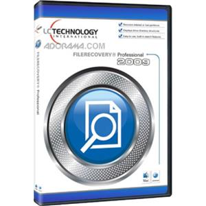LC Technology FileRecovery Professional 2009 FRMAC2009