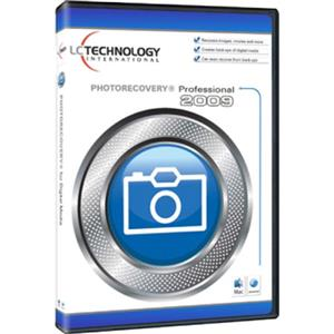 LC Technology PhotoRecovery Professional 2009 PRMACPRO2009